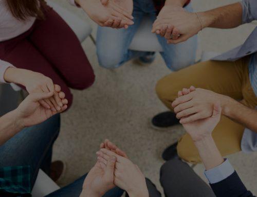 Waarom zijn wij eigenlijk als gezin of groep bij elkaar?